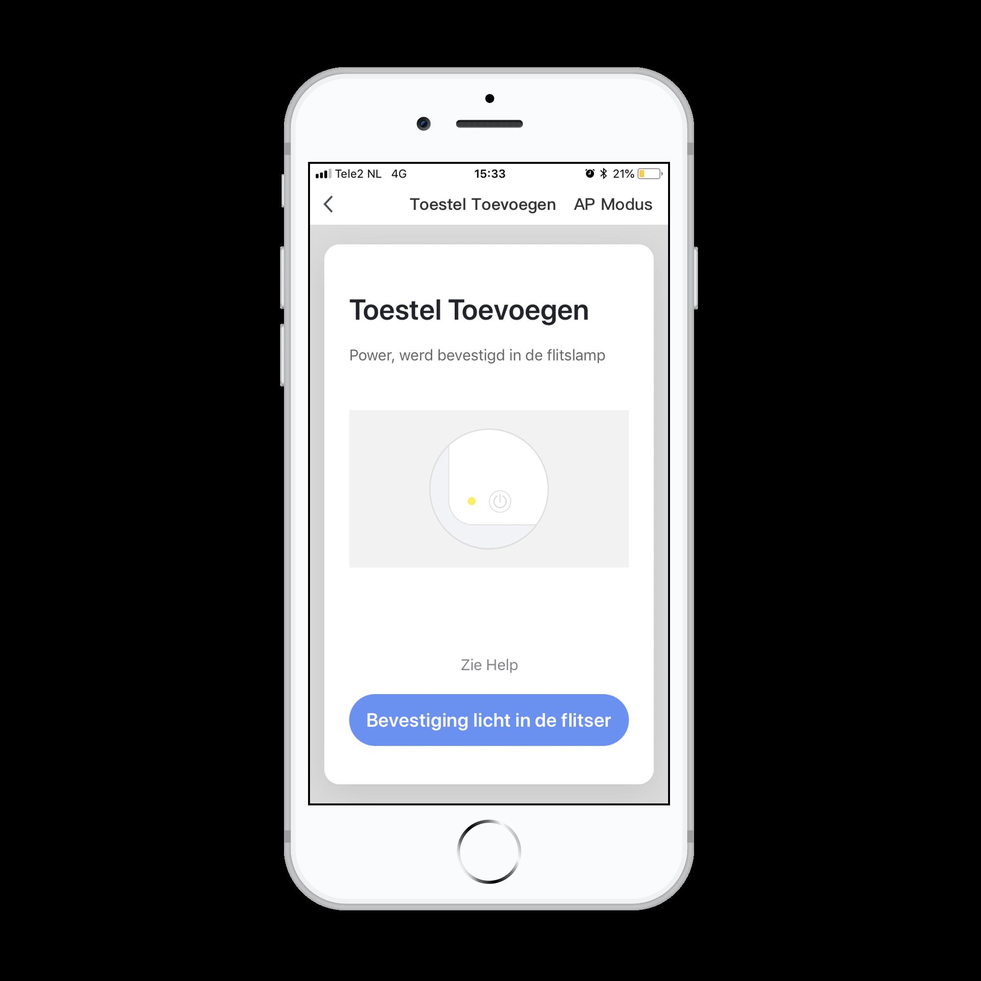 Smart Life app toestel toevoegen